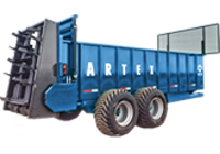 dry manure spreaders